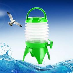 1 Pc Water Container Folding Dispenser Kettle Water Containe