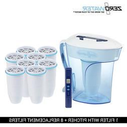 10 cup ion exchange water dispenser pitcher