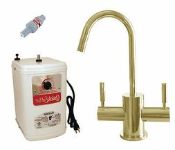 10 in. Instant Hot and Cold Water Dispenser Faucet and Tank