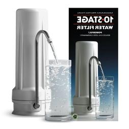 10 stage drinking water filter