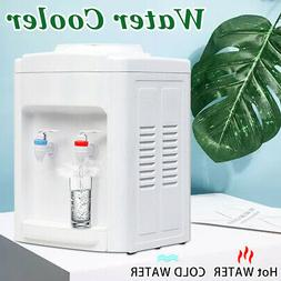 110V Electric Hot Warm Water Dispenser Desktop 3-5 Gallon Of