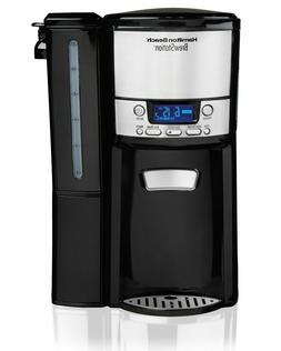 12 Cup Dispensing Coffeemaker with Removable Water Reservoir