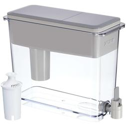 Counter Top Filtered Water Dispenser 18 Cup BPA Free Plastic