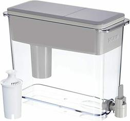 Brita 18 Cup UltraMax Water Dispenser with 1 Filter, BPA Fre