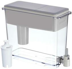Brita 18 Cup UltraMax Water Dispenser with 1 Filter, Extra L