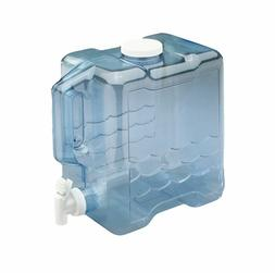 2 Gallon Water Jug Picnic Beverage Container Refillable with
