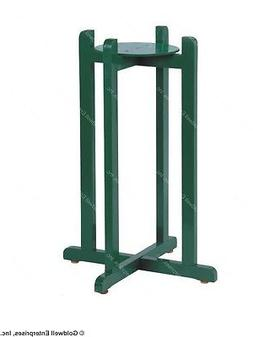 """Goldwell Designs 27"""" Wood Floor Stand for Water Dispenser Cr"""