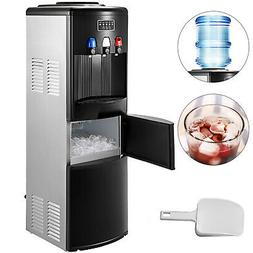 water dispenser with ice maker ice maker