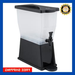 3 Gallon Plastic Beverage Party Dispenser For Water Iced Tea