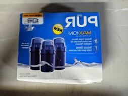 3 Pak PUR MAXION Replacement Water Filters for Pitchers & Di