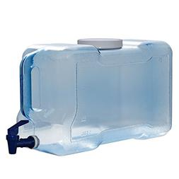 3 Gallon 11.36 Liter Long Refrigerator Bottle Drinking Water