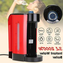 3L Instant Hot Water Boiling Kettle Electric Heating Boiler
