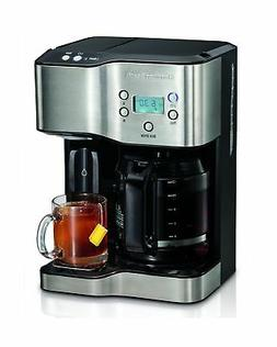 Hamilton Beach 49982 Coffee Maker & Hot Water Dispenser, Bla