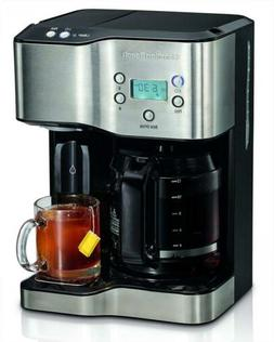 Hamilton Beach 49982 Programmable Coffee Maker & Hot Water D