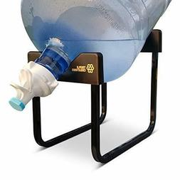 5 Gallon Water Dispenser Stand - Countertop or Tabletop Stee
