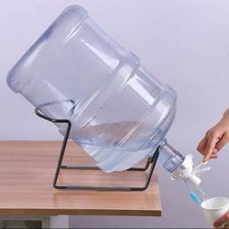 5 Gallon Water Jug Bottle Rack Holder Dispenser Stand With 5