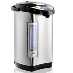 Kitchen LCD Water Boiler Warmer Electric Hot Water Dispenser