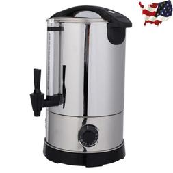 Kitchen Stainless Steel Electric Water Boiler Kettle Dispens
