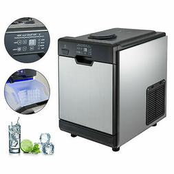 78lbs ice maker with cool water dispenser
