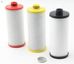 Aquasana AQ-5300R 3-Stage  Under Sink Water Filter Replaceme