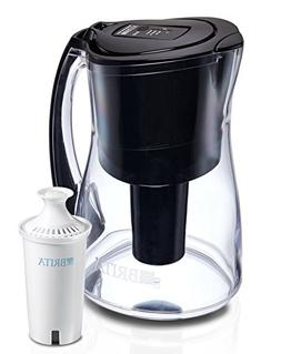 Brita Medium 8 Cup Infinity Smart Water Pitcher and Filter -