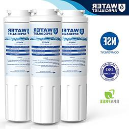 Waterspecialist Refrigerator Water Filter, Replacement for M