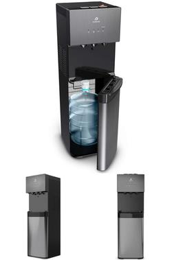 Avalon A3Blk Self Cleaning Bottom Loading Water Cooler Dispe