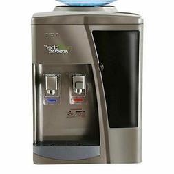 NutriChef AZPKTWC10SL Dispenser Hot and Cold Water Cooler, S