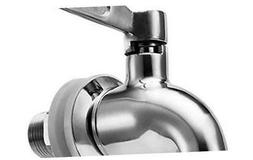 Beverage Dispenser Spigot Replacement – Stainless Steel Wa