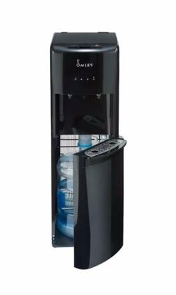 Primo Bottom Loading Hot Cold Water Dispenser Black Enegy St