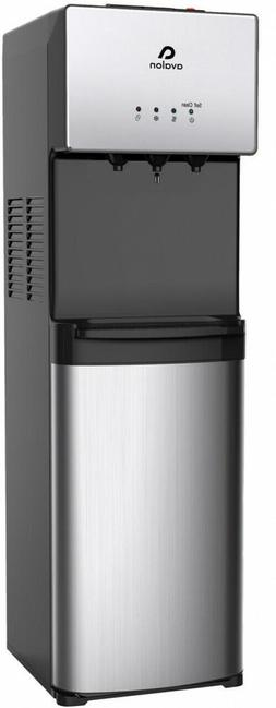 Bottom Loading Water Cooler Self Cleaning Hot and Cold Water