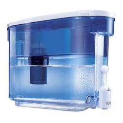 PUR Classic Dispenser Water Filter, 30 Cup, DS1800Z, Blue/Wh