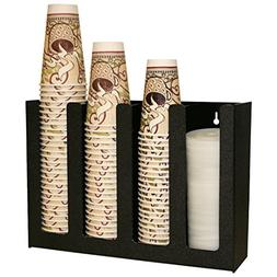 Coffee Cup and Lid Organizer Presentation. Will Hold 24 oz.,