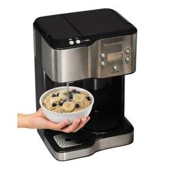 Coffee Maker and Hot Water Dispenser 12-Cup Programmable wit