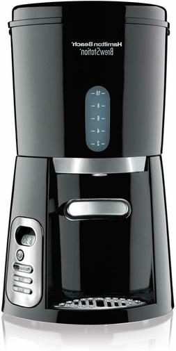 Coffee Maker Programmable BrewStation Dispensing Coffee Mach