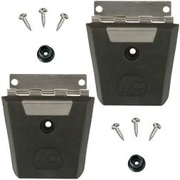 Igloo Pack of 2 Cooler Hybrid Stainless/Plastic Latch Post &