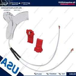 Dispenser Water Tube Heater Kit For Refrigerator WR49X10173