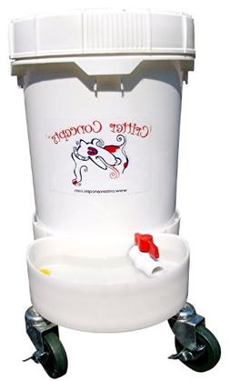 Critter Concepts Automatic Dog Water Dispenser 5.0 Gallons b