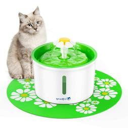 Cat Drinking Water Fountain Dispenser For Dog/Cat with Fresh