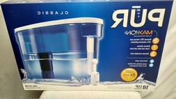PUR DS-1800Z 18 Cup Water Filtration Dispenser System NEW IN