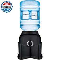 Dual Counter Top Water Dispenser Cleaning Purifier Sterilize