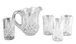 Godinger Dublin Set of 5 Drinkware Set