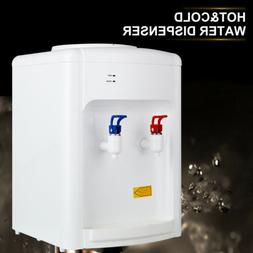 Electric Desktop Hot/Cold Water Cooler Dispenser 5 Gallon To