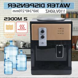 New Top Loading Electric Countertop Hot and Cold Water Coole