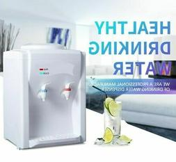 Electric Hot and Cold Water Cooler Dispenser 3-5 Gallon Home