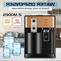 Electric Hot&Warm Cold Water Cooler Dispenser Home Office Us