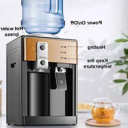 Electric Water Hot Warm Dispenser Desktop 220V Stainless Ste