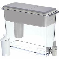 Brita Extra Large 18 Cup Filtered Water Dispenser with 1 Sta