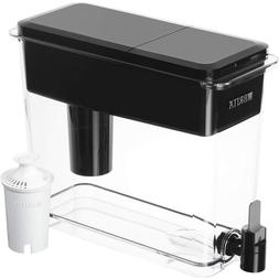 extra large 18 cup filtered water dispenser