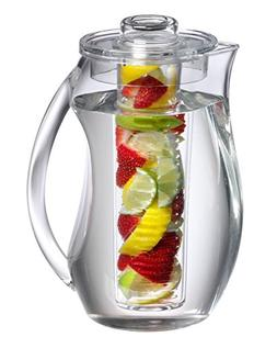 Prodyne FRUIT INFUSION Pitcher, 93 oz
